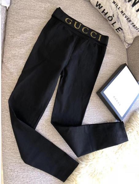 Klasik Tasarım Kadın Seksi Tayt Spor Kız Skinny Sıkı pantolon Sıkı Elastik İnce Spor Kalem Pantolon Pantolon takılması Sıcak Satış