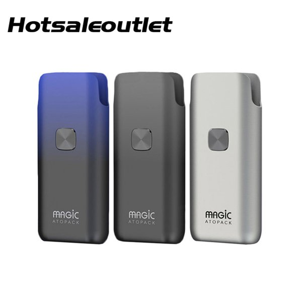 Authentic Joyetech Atopack Magic Battery 1300mAh with Multiple Protections & Ultra-efficient Low Voltage E cig Pod Battery