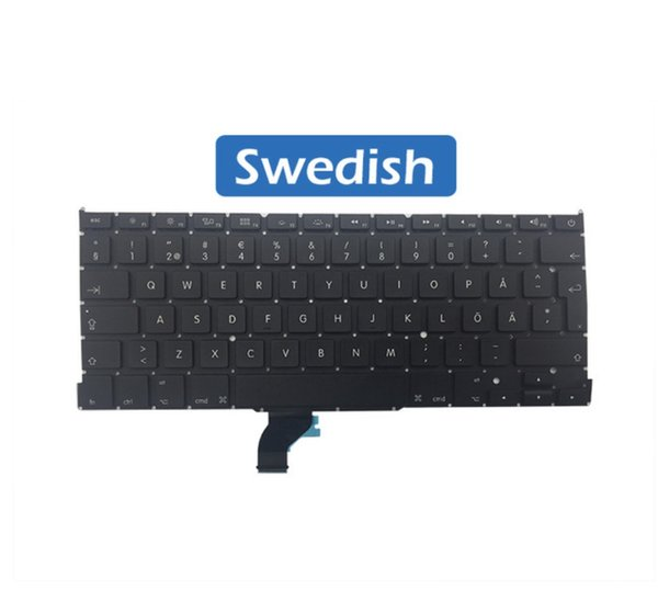 Swedish Layout
