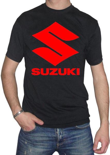 Tee shirt homme fm10 SUZUKI LOGO aussi dans d \ 'autres couleurs demander à moto SPORT