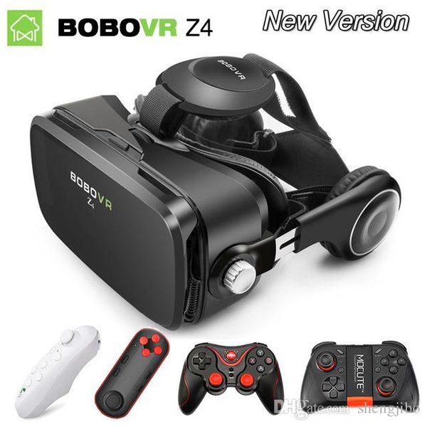 Virtual Reality goggle 3D VR Glasses Original BOBOVR Z4 bobo vr Z4 Mini google cardboard VR Box 2.0 For 4.0 6.0 inch smartphone