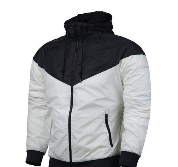Mens giacca designer donne degli uomini di alta qualità casuale Felpa uomo primavera e in autunno Giacche 5 colori formato S-3XL