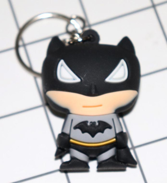 Avengers Alliance keychain Batman keychain