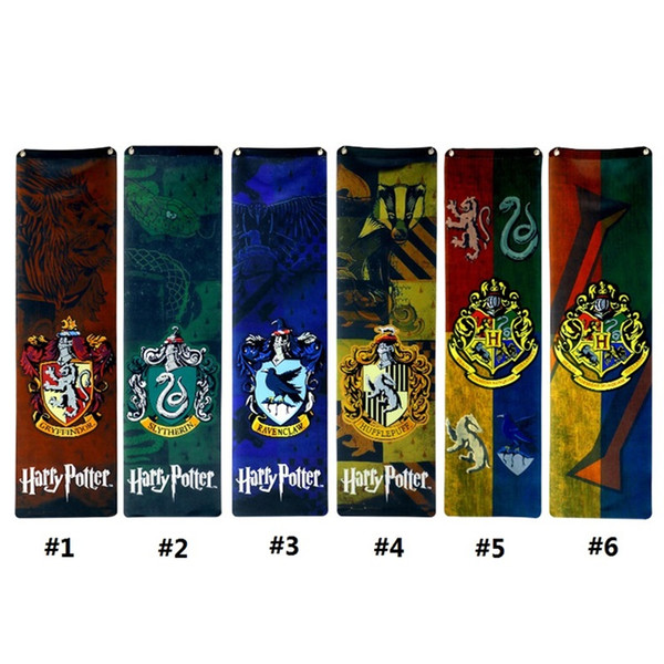 Hot Poudlard collège Harry Potter rétro patchwork filet drapeau 34 * 125cm Harry Potter décoration murale bar Harry Potter drapeau T3I5585
