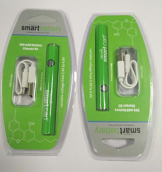 Smart Battery with USB blister pack kit
