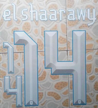 #14 ELSHAARAWY