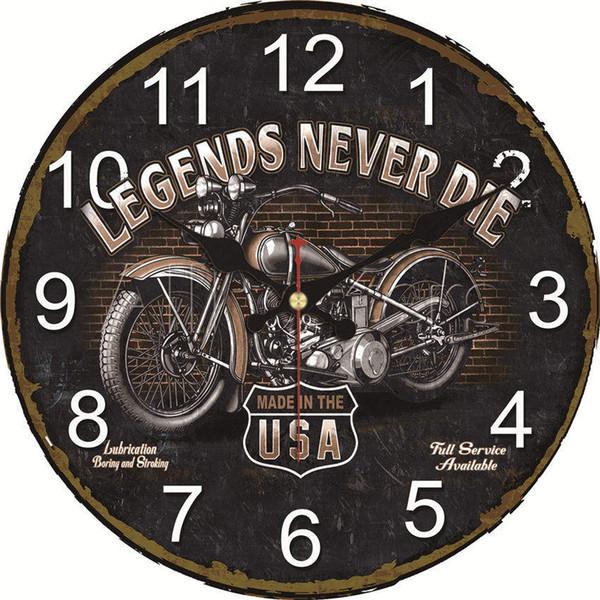 Horloge grise de moteur 6 pouces (15 cm)