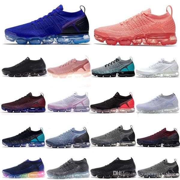 2019 Fly 2.0 Ayakkabı Koşu Ayakkabısı Mango Crimson Darbe Gerçek Womens tasarımcısı olmak Günlük Ayakkabılar Boyutu 36-45 spor
