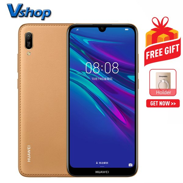 2019 Huawei Enjoy 9e MRD AL00 3GB+64GB China Version Face Identification  6 09 Inch EMUI 9 0 Android 9 0 MTK6765 Octa Core Up To 2 3GHz FM From