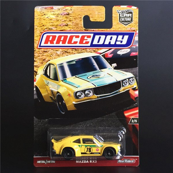 RACE DAY-2