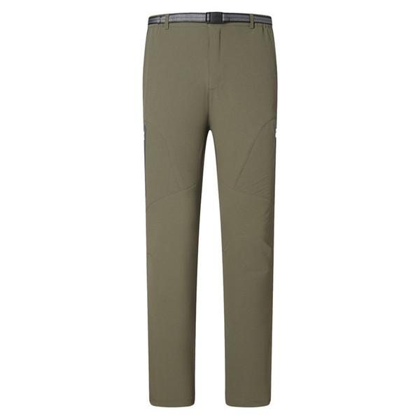 JAYCOSIN Pants Men Casual Broadcloth Pants Mountain-Climbing Men Adjustable belt Thin Quick drying Long Pant Trousers Nov7