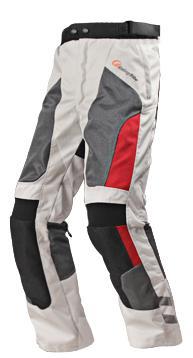 Белые серые штаны