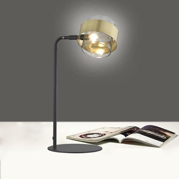 Vintage Bedside Lamp Warm Table Lamp Loft Desk Lamp Bedroom Lighting Art Deco Home Lighting Night light E27