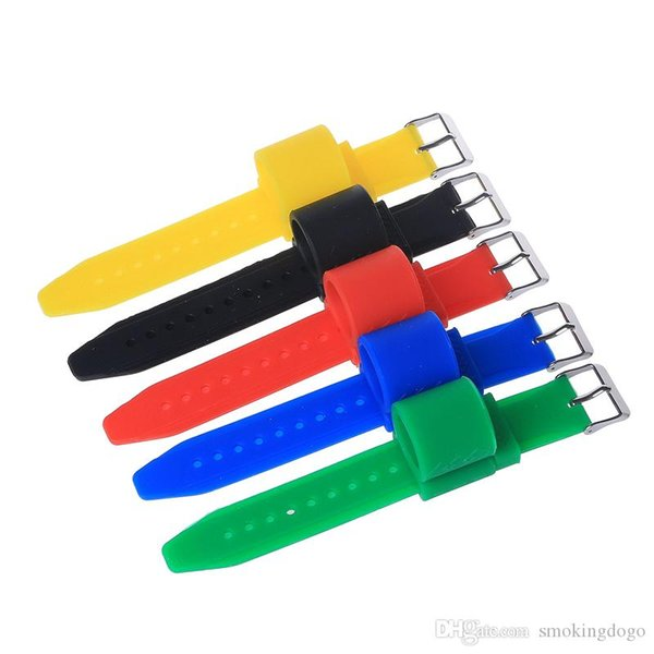 Smoking Dogo 2016 New Arrival Hookah Hose Holder Rubber Material Hoohah Hose Clip Shisha Hose Clip