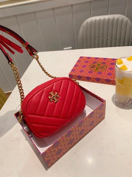 Горячая три куска костюм Дизайн кошелек роскошь сумки из натуральной кожи моды цепи сумки на ремне сумки Мини кошельки карты держатель кошелек M61276