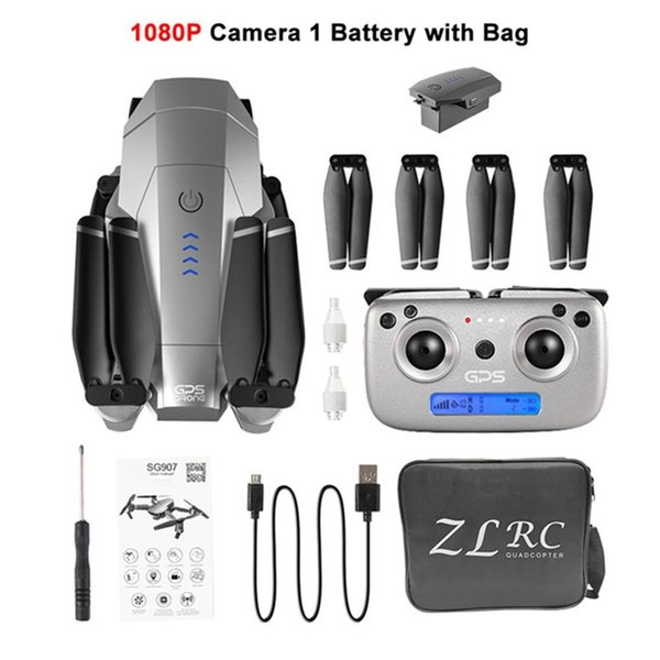 1080P 1Battery حقيبة