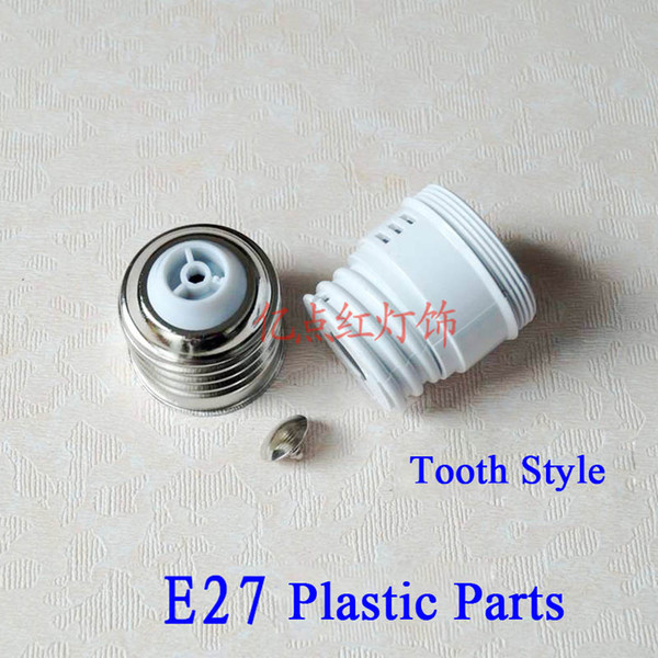 E27 Tooth Style