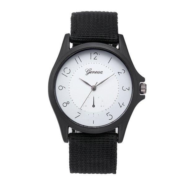 Reloj 아저씨 2019 Hot Sale Watch Men Classic 손목 Nylon Mesh Belt Watches 끈 Quartz 패션 캐주얼 relogio masculino