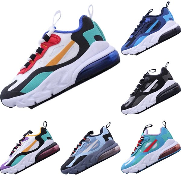 zapatillas nike air max 270 react niño