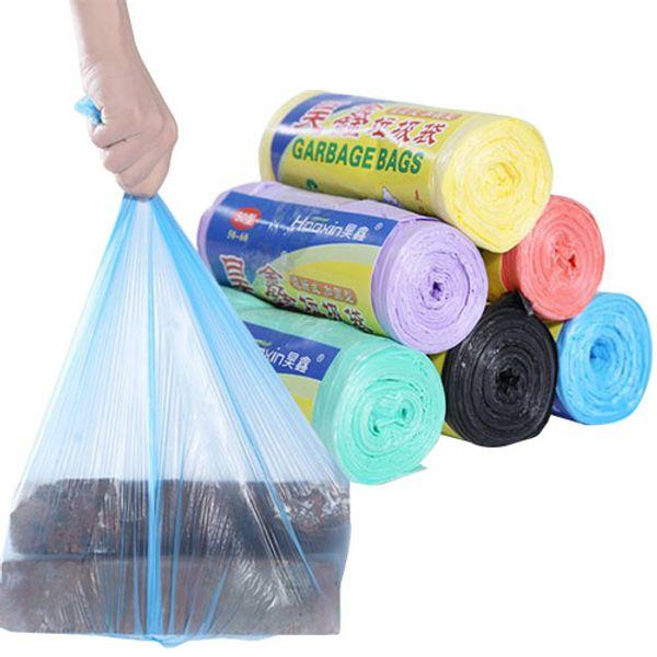 Plastic Holder Basket High Qulity Storage Bag Garbage Waste Bags Trash Bucket Desk Mini Bin Colored Kitchen free shipping