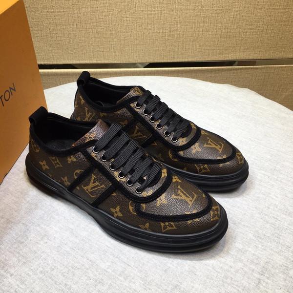 E5 chaussures pour hommes personnalisés mode casual, conducteur paresseux dédié, chaussures confortables respirant boîte d'emballage d'origine Zapatos Hombre