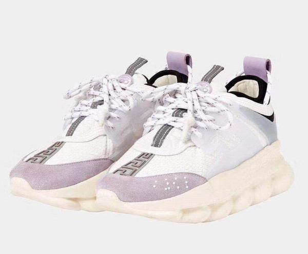 Cadeia de Reação Sapatos Casuais Sports Fashion designer Sapatos Casuais preto Trainer Leve-Relevo Sapatilhas Formadores Exclusivos Sneakers pp90