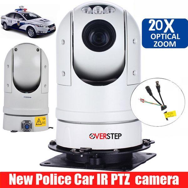 IP66 Outdoor Security FULL HD 1080P Analog AHD TVI CVI 4IN1 High Speed PTZ Camera Surveillance 3.0MP 20X ZOOM Auto Focus IR-CUT