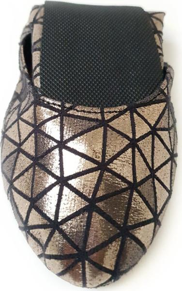 Pisi scarpe magico triangolo del modello pieghevole Scarpa d'oro del gattino Babette nave dalla Turchia HB-002957913