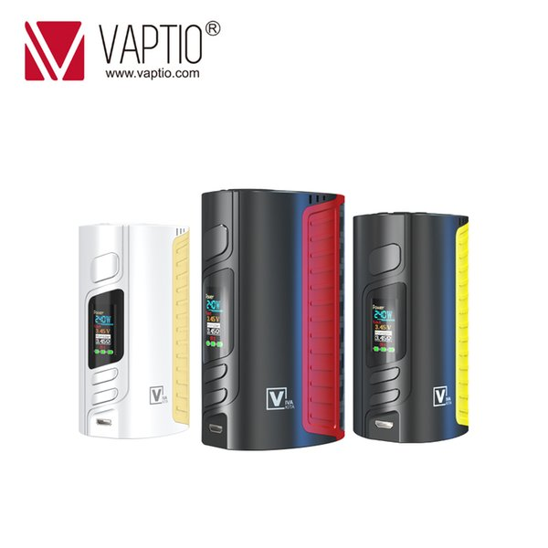240 Вт vape мод Электронная сигарета Move 2 Mod Vape Box Мод Питание от 3шт. Батарея 18650, совместимая с 510 Atomzier
