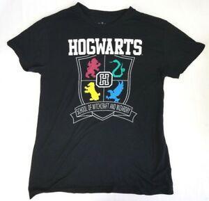 Harry Potter HOGWARTS WitchMen Kadının Okulu T-Shirt Orta Kısa SMenve