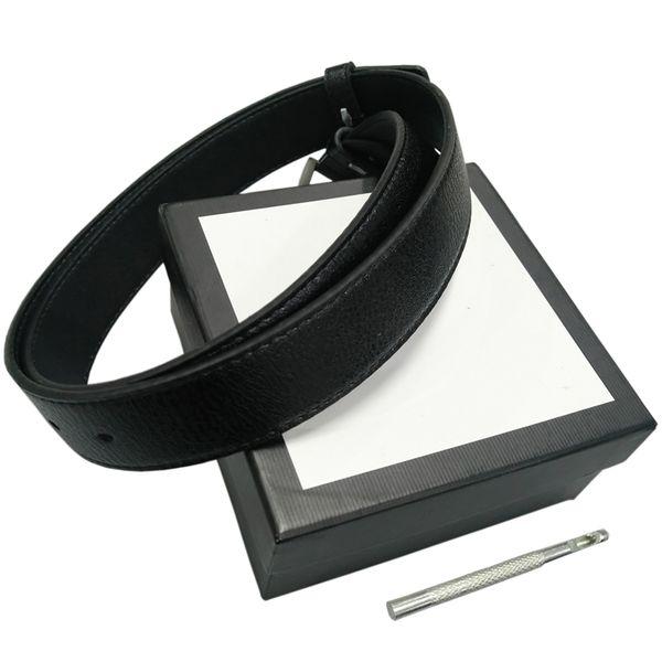 best selling Belts Womens Belt Mens Belts Leather Black Belts Women Snake Big Gold Buckle Men Classic Casual Pearl Belt Ceinture White Box 75 332