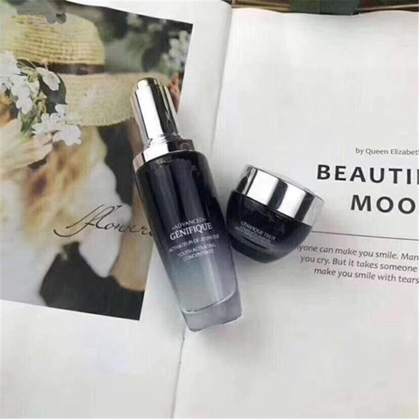 Skin care 2 in 1 kit frace advanced genifique youth activating concentrate partner face cream moi turizing and eye cream