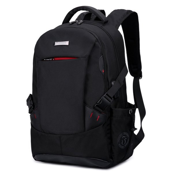 Backpack For Laptop Multifunctional Computer Large Capacity Anti Theft Backpack Usb Charging Men Travel Backpack Notebook 15.6