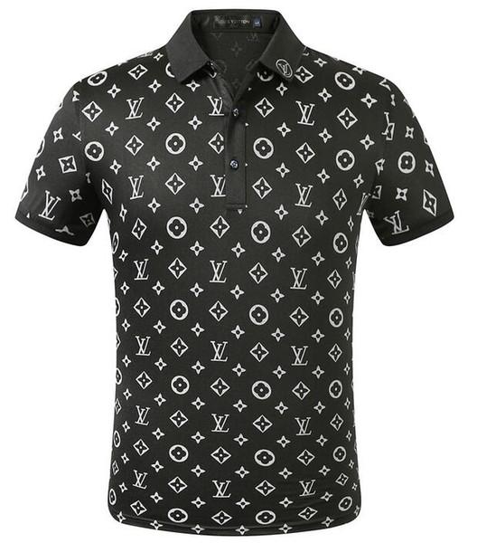 Лето высокого качество моды мужской дизайнер тенденция футболка письмо шаблон мужская и женская высокого качество футболка