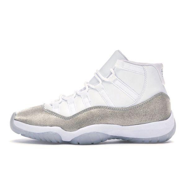 15 Silver Metallic