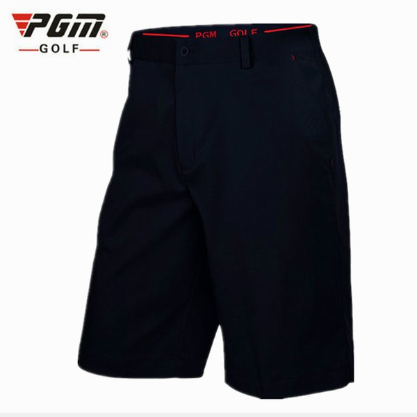 New PGM Authentic Golf Trousers Men's Shorts Perfect Flat-Front Male Shorts Summer Thin Dry Fit Breathable Masculino XXS-XXXL