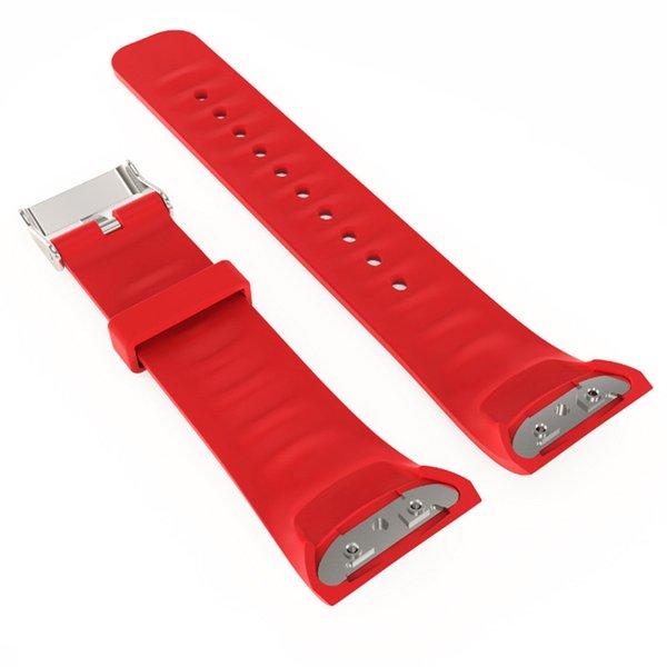 Rosso solo il cinturino