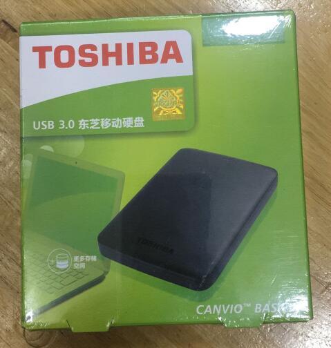 Yeni 2TB Taşınabilir Harici Sabit Sürücü USB 3.0 2.5