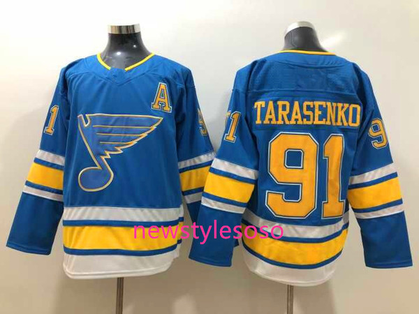 91 Vladimir Tarasenko Litter Blue