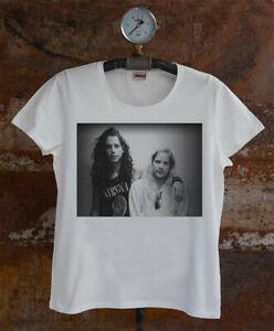 Camiseta RoRock Chris Cornell Andy Wood Hombres