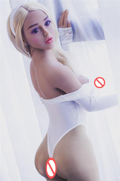 Usine en gros 2019 nouveau design 148cm silicone poupées de sexe complet squelette poupée de sexe réel rra 94e tête poupées de sexe adulte