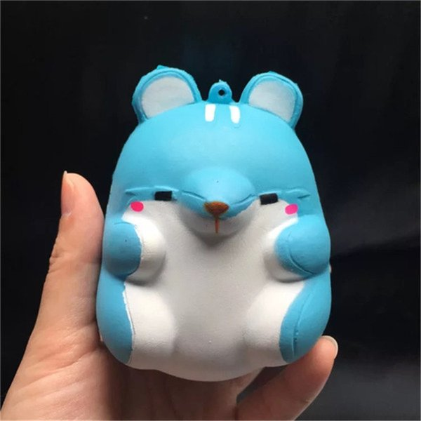 INS Unicorn Fidget Squishy Toy Cake Dog Bear cat in cup fly horse lemon penguin squishies Slow Rising Soft Squeeze Cute Decompression Toy