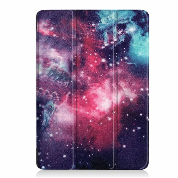 Smart Sleep Wake Up Magnetic Cartoon Wallet Leather Case For Ipad Air 3 Air3 10.5 2019 Tablet Owl Star Sky Stand Holder Skin Cover 30pcs