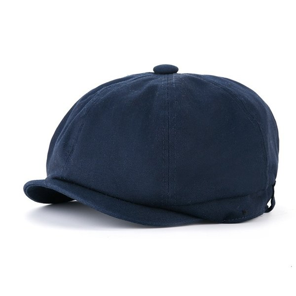 Cotton: navy blue