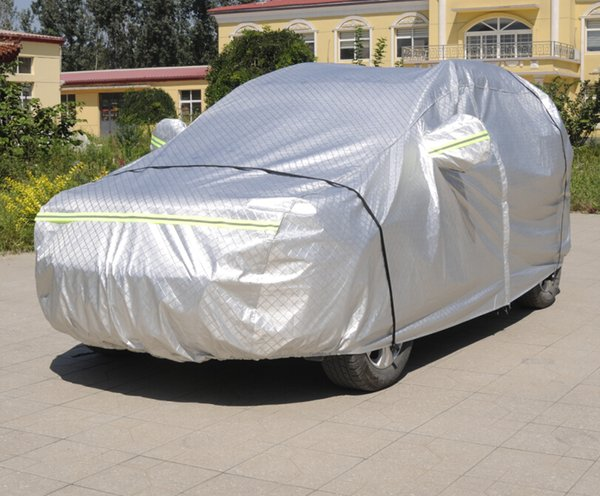 top popular High quality! Custom special car covers for Hyundai Veracruz 2016-2007 durable sunscreen waterproof car cover,Free shipping 2020