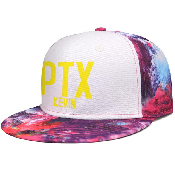 Pentatonix PTX kevin membres musique hommes chapeau de baseball plat-along drôle femmes ajustables casquette de soleil meilleur chapeau de camionneur maille chapeaux de pêche