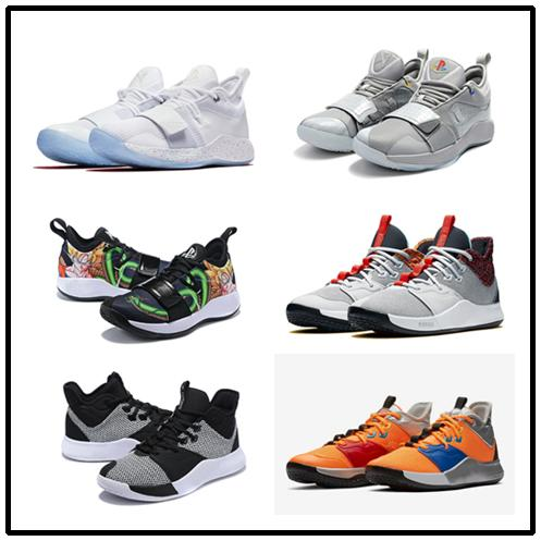 the latest d6ba2 0d514 Kids PG 2.5 3 Playstation Boys Sales Paul George 2.5 3 Men Women Basketball  Shoes With Box US4 US12 Shoes Online Walking Shoes From Run200, $54.73| ...