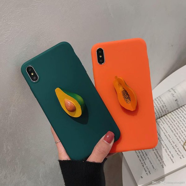 coque iphone xs max papaye