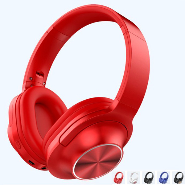 Wired Headsets Kopfhörer für Gaming-PC Xbox One PS4 Computer Tablet Smartphones drahtloses Stirnband Mikrofon Fernbedienung Bluetooth
