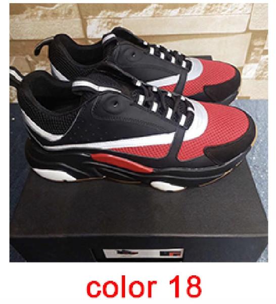 18 couleur